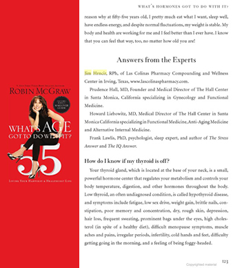What's age got to do with it? Book. Jim Hrncir's page.
